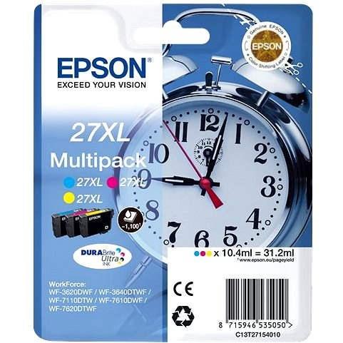 Epson T27XL Multipack - Tintenpatrone