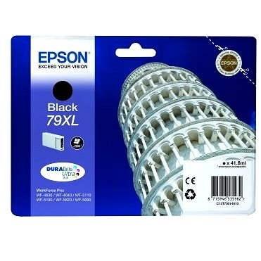 Epson C13T79014010 Schwarz 79XL - Tintenpatrone