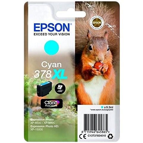 Epson T3792 Nr.378XL Cyan - Tintenpatrone