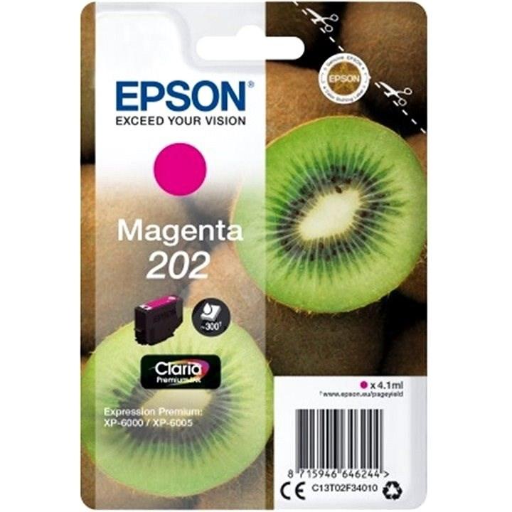 Epson 202 Claria Premium Magenta - Tintenpatrone