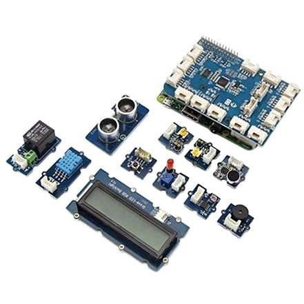 Seeed Studio GrovePi+ Starter Kit for Raspberry Pi - Programmierbarer Bauset