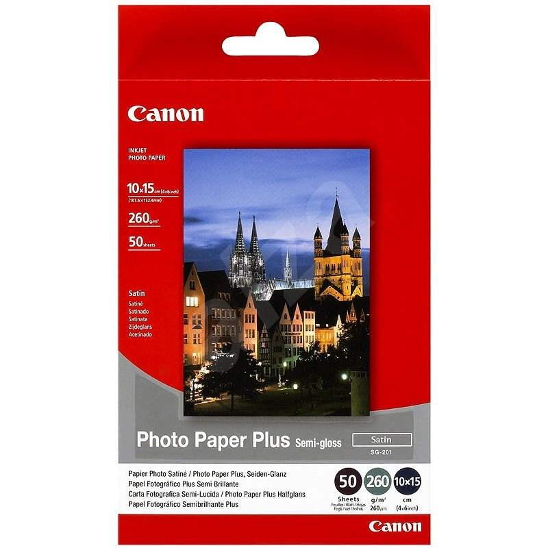 Canon SG-201S 10x15 - Fotopapier