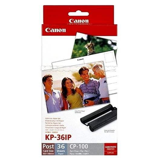 Canon KP-36IP - Papier und Folien