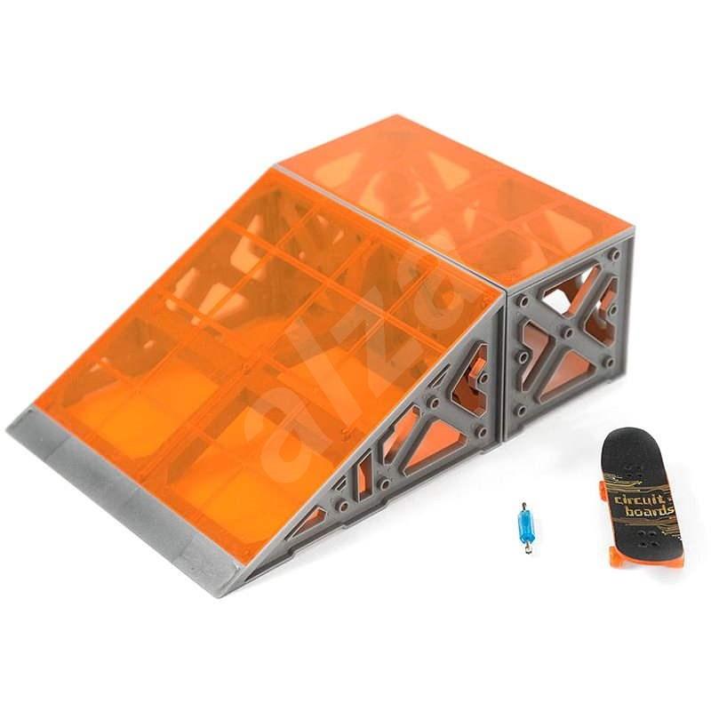 Tony Hawk Circuit Boards - Skateboard-Rampe Flachbank - Spielset