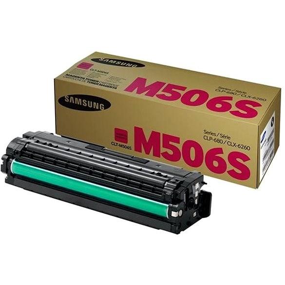 Samsung CLT-M506S Magenta - Toner