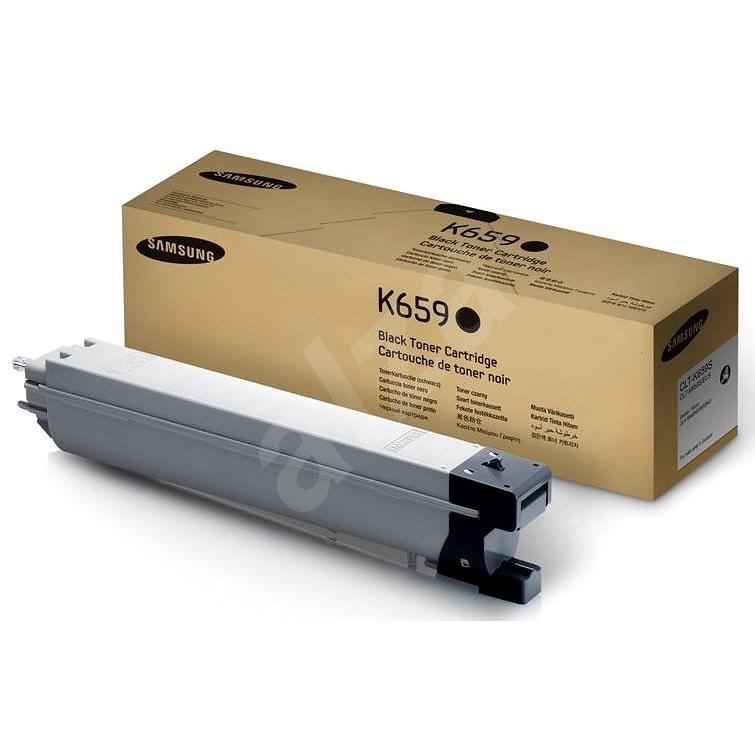 Samsung CLT-K659S Schwarz - Toner