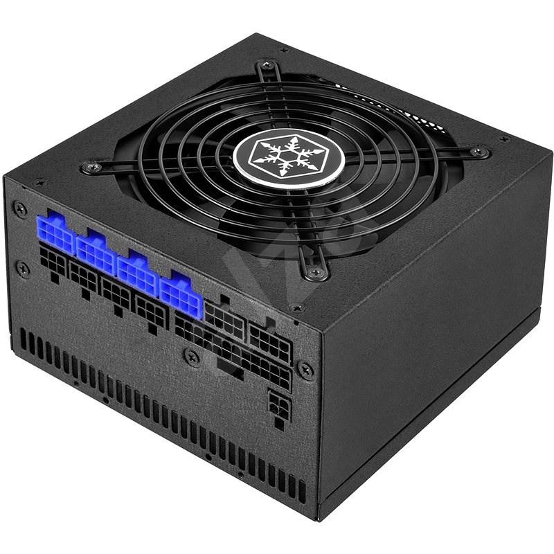 SilverStone Strider Titanium ST80F-TI 800W - PC-Netzteil