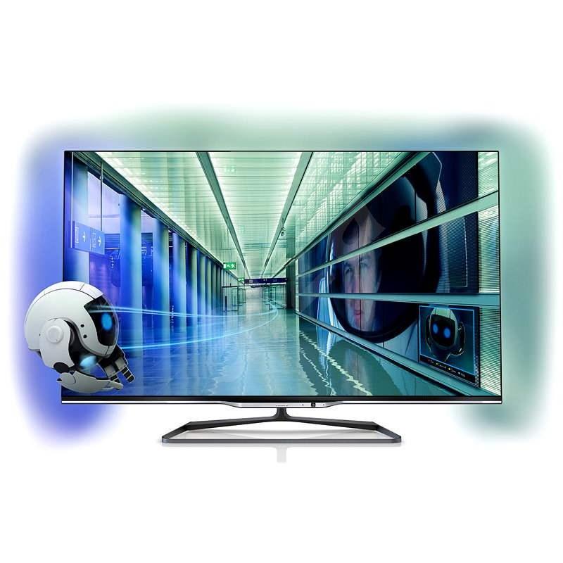 """47"""" Philips 47PFL7008K black - Fernseher"""