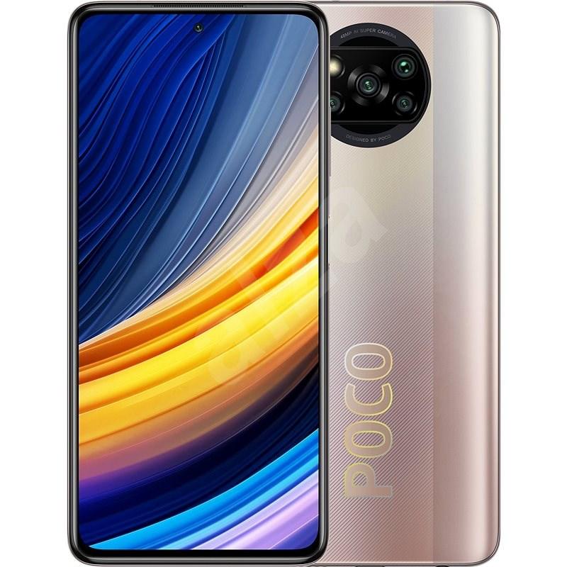 POCO X3 Pro 256 GB - bronze - Handy