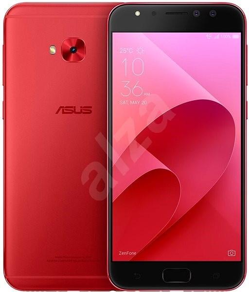 Asus Zenfone 4 Selfie Pro ZD552KL Metal Red