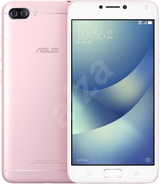 Asus Zenfone 4 Max ZC554KL Metal Pink