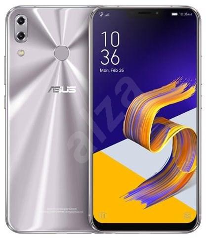 ASUS Zenfone 5z ZS620KL Silber - Handy