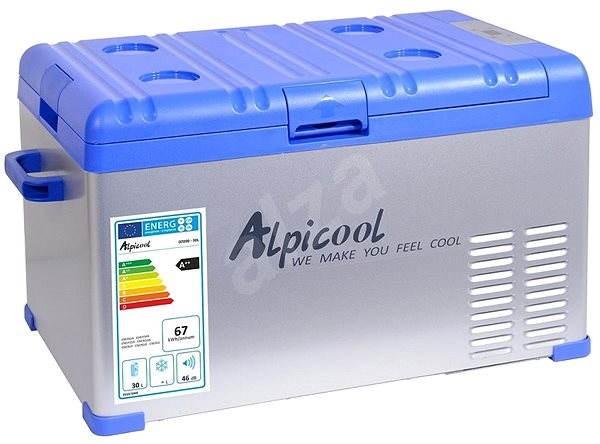 Auto Kühlschrank 12v : Kühlbox 30l 230 24 12v 20°c autokühlschrank alza.de