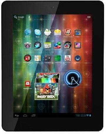 Prestigio Multipad PMP7280C DUO Black - Tablet