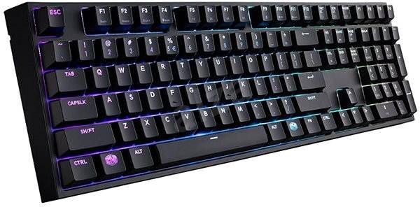 Cooler Master MasterKeys Pro L - Gaming-Tastatur