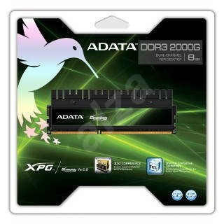 A-DATA 8GB KIT DDR3 2000MHz CL9 XPG Gaming V2 Series - Arbeitsspeicher
