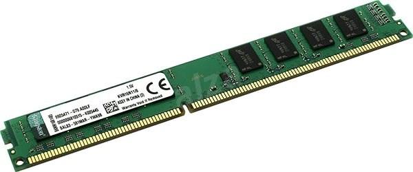 Kingston 8 GB DDR3 1600MHz CL11 - Arbeitsspeicher