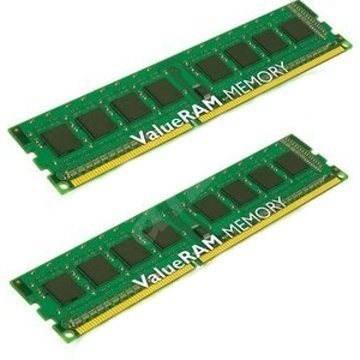 Kingston 8GB KIT DDR3 1600MHz CL11 - Arbeitsspeicher