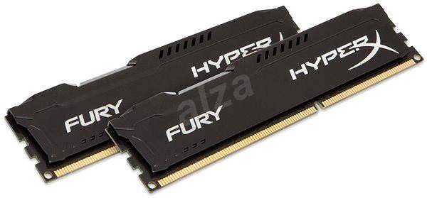 Kingston DDR3 1333MHz 8 GB KIT CL9 HyperX Fury Black Series - Arbeitsspeicher
