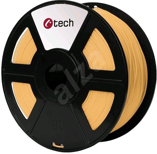 C-TECH Filament PLA - hautfarben - 3D Drucker Filament