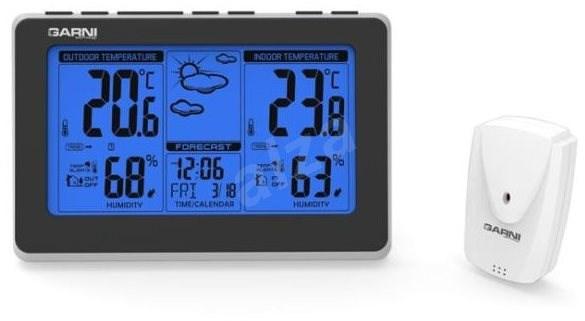 GARNI 550 EASY - Wetterstation