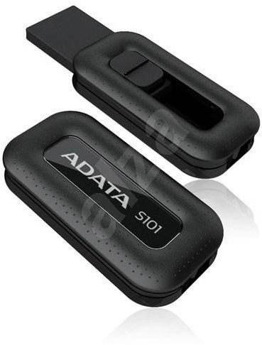 A-DATA S001 32GB Black - USB Flash Drive