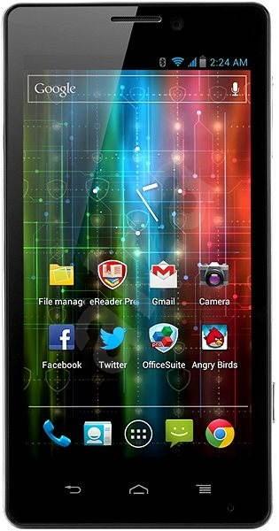 Prestigio MultiPhone 5430 schwarz - Handy