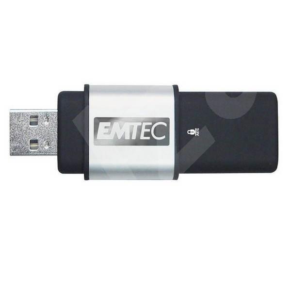 EMTEC S450 8GB AES - USB Flash Drive