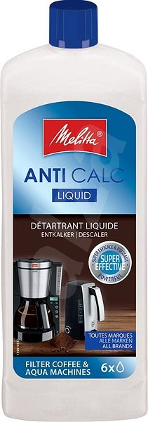 Melitta Anti Calc Flüssigkeit - Entkalker