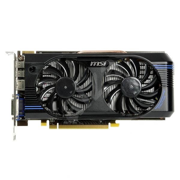 MSI R7770-2PMD1GD5/OC - Graphics Card