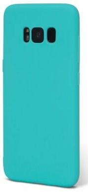 Epico Silk Matt für Samsung Galaxy S8 türkis - Schutzhülle