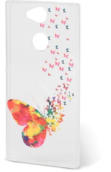 Epico Spring Butterfly für Sony Xperia XA 2 - Silikon-Schutzhülle