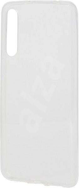 Epico Ronny Gloss für Huawei P20 Pro - weiß transparent - Silikon-Schutzhülle