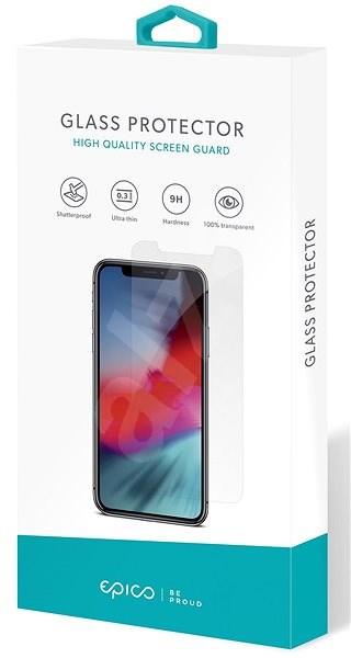 Epico Glas für Lenovo TAB4 10 - Schutzglas