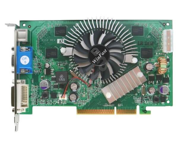 Leadtek WinFast A7300GT TDH  - Graphics Card