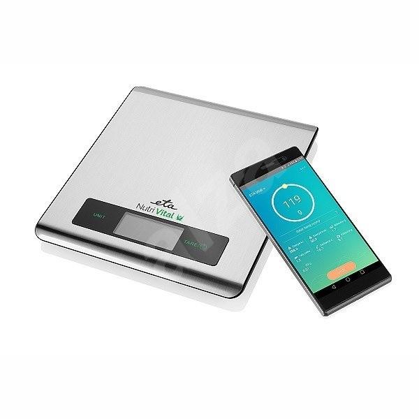 Eta Nutri Vital 079090000 Ernahrungs Waage Mit Einer Smart App