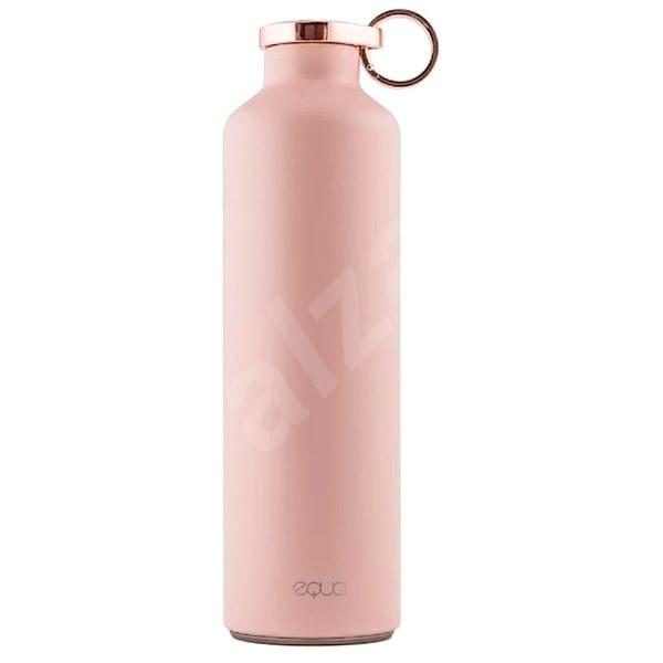 Equa Smart - intelligente Flasche, Stahl, Pink Blush - Trinkflasche