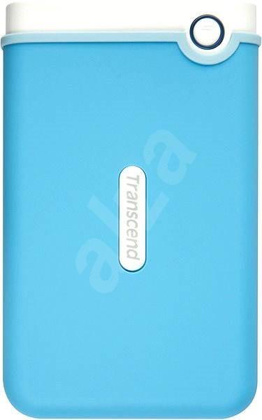 Transcend StoreJet 25M3, 1 TB modrý - Externe Festplatte