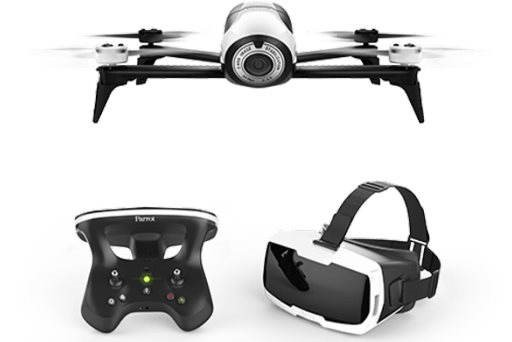 Parrot Bebop 2 FPV Skycontroller - Drohne