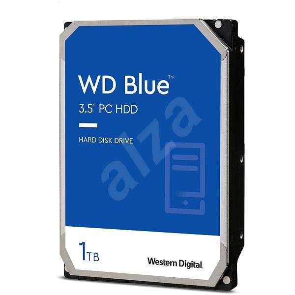 WD Blue 1TB - Festplatte