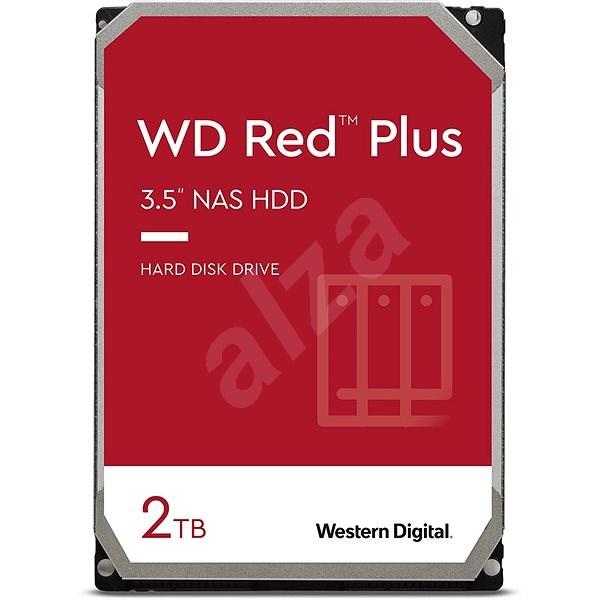 WD Red Plus 2TB - Festplatte