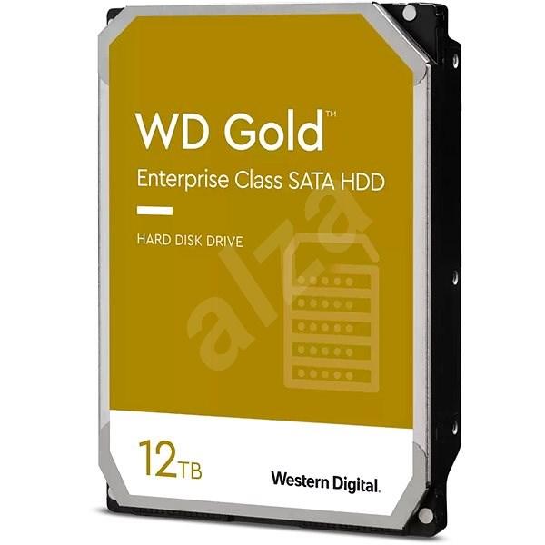 WD Gold 12 TB Festplatte - Festplatte