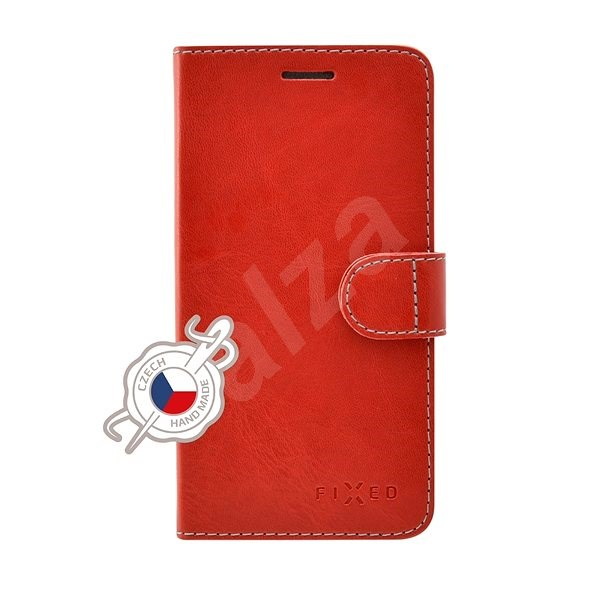 FIXED FIT für Xiaomi Redmi Note 5 rot - Handyhülle