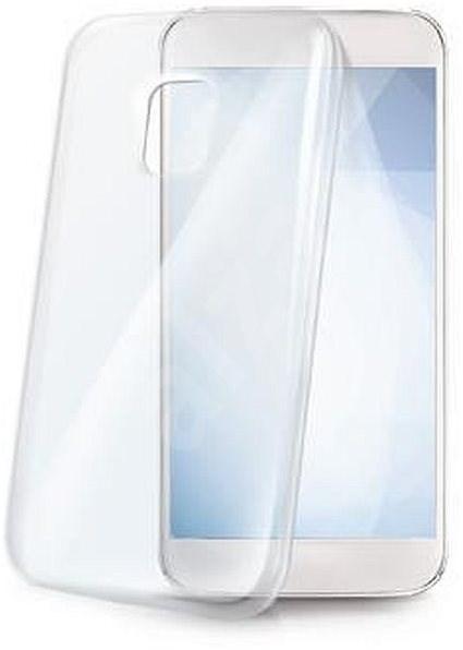 CELLY Gelskin für Huawei Y6 (2018) farblos - Silikon-Schutzhülle