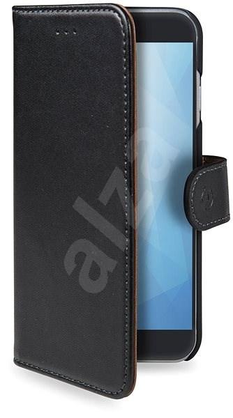 CELLY Wally für Nokia 6 (2018) Schwarz - Handyhülle