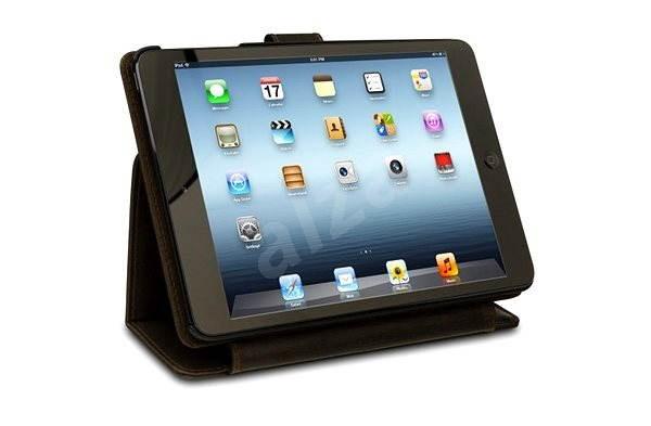dbramante1928 Roskilde Folio-Ledertasche für iPad Mini, Hunter dunkelbraun - Tablet-Hülle
