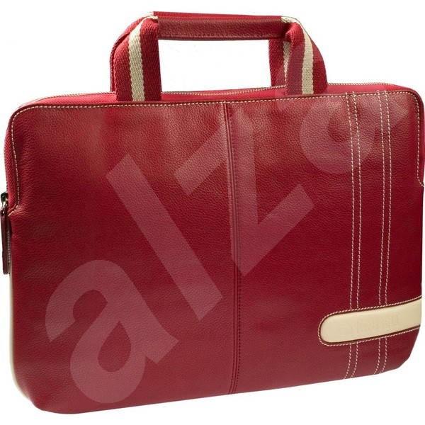 """Krusell GAIA Laptop Slim <14"""" red - Laptop Bag"""