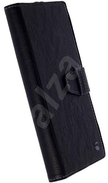 Krusell VARGÖN WALLETCASE 3XL, schwarz - Handyhülle