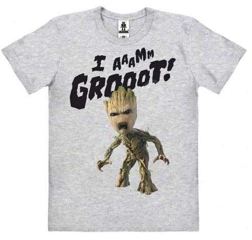 Wächter der Galaxis - ich aaaamm Groot - T-Shirt L. - T-Shirt