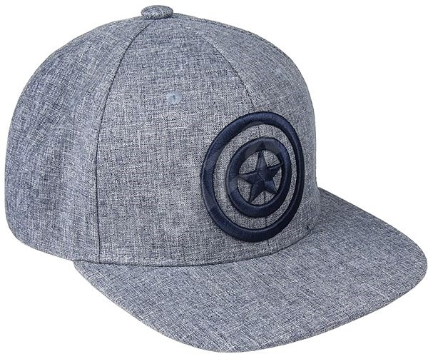 Captain America - Logo Shield - Kappe - Cap